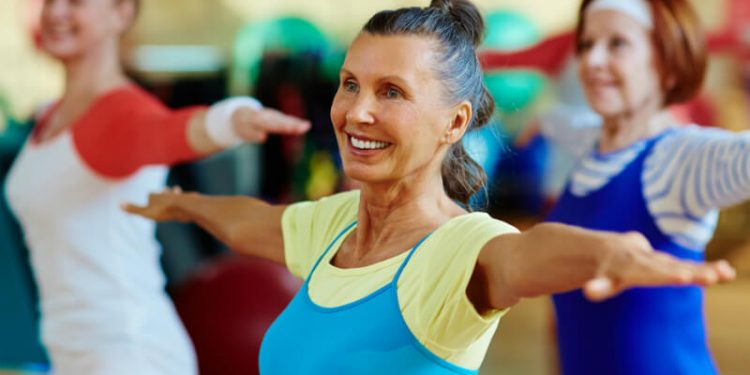 Tips to Stay Healthy & Fit for the Over-50s