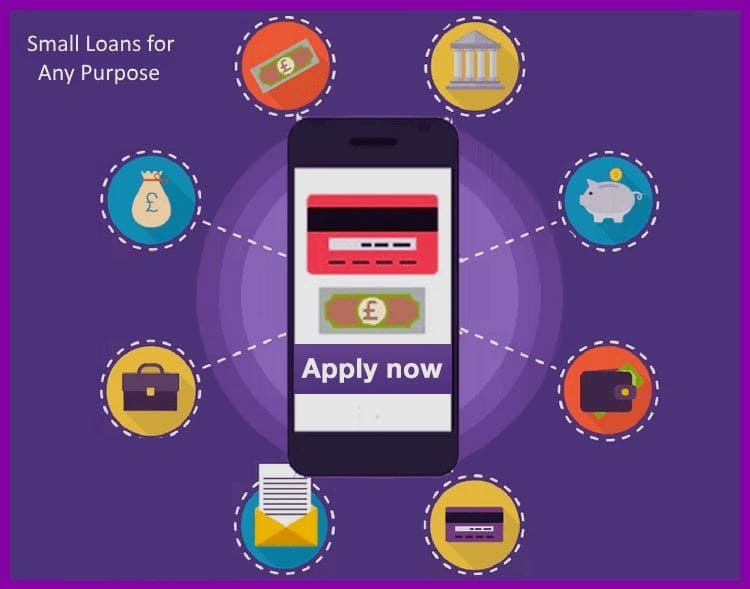 Small Loans - Apply now for £100 - £5000 - CashLady