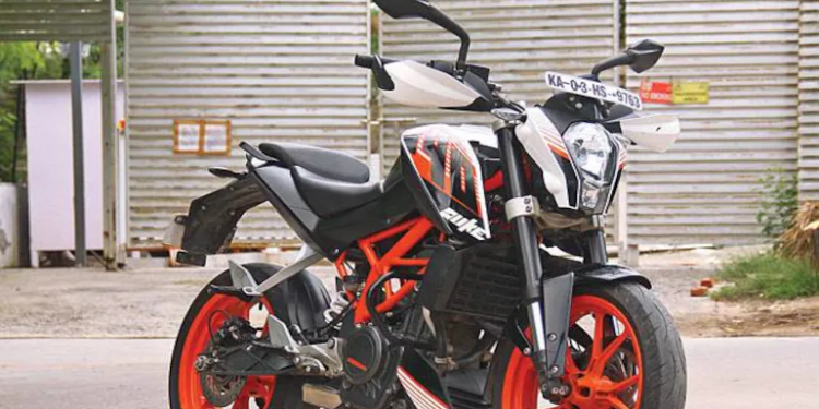 How is it important to buy a second hand ktm and enjoy rides?