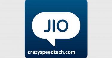 jio chat app