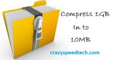 compress-1gb file to 10mb