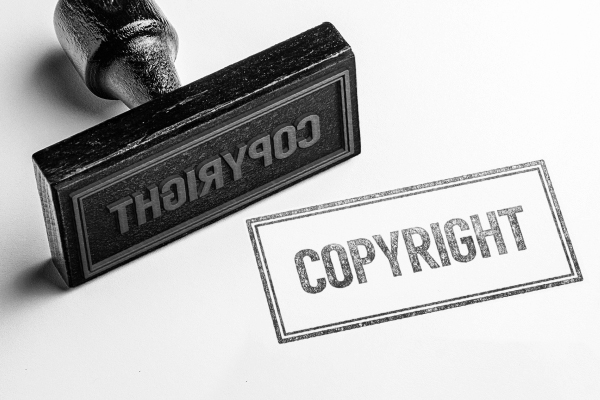 copyright Infringement website content