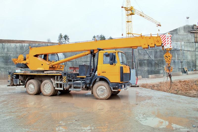 mobile cranes melbourne