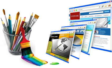 Web Design PNG File 1
