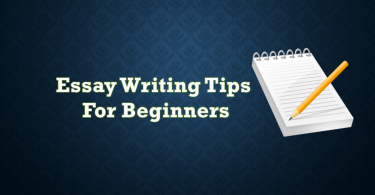 steps to write an essay for beginners
