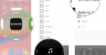 Sonos App forMac, iOS