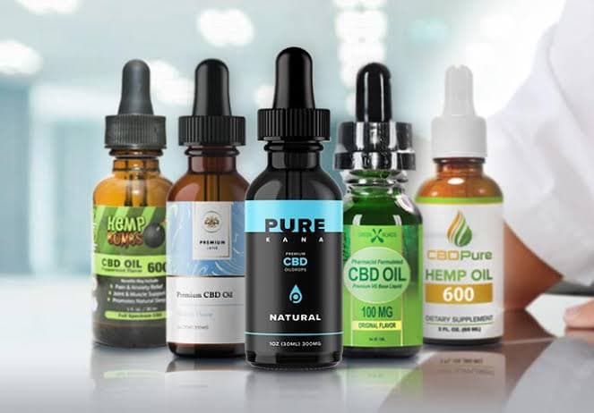 Top 5 CBD Oil