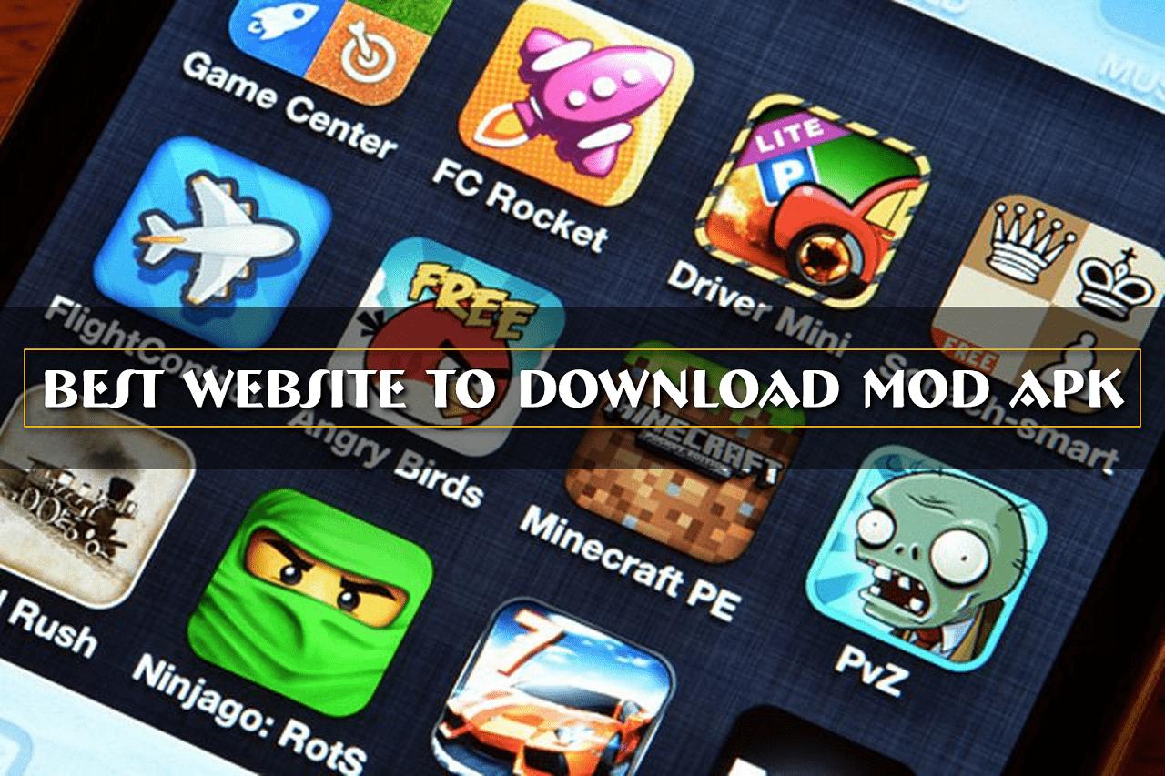 best website to download mod apk