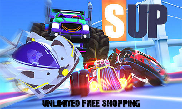 unlimited shopping