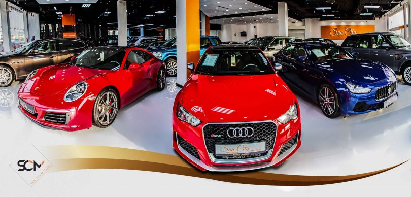 Best cars to sell in Dubai markets