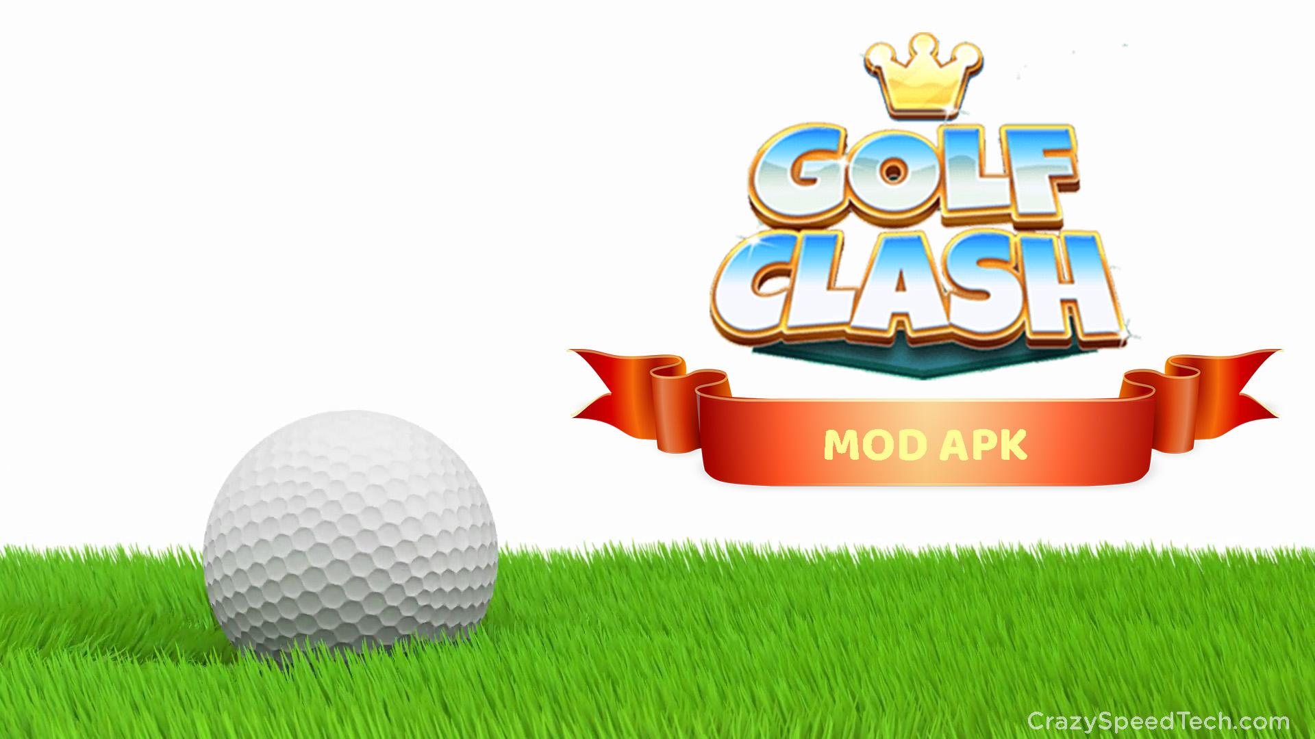 Custom Golf Clash Mod