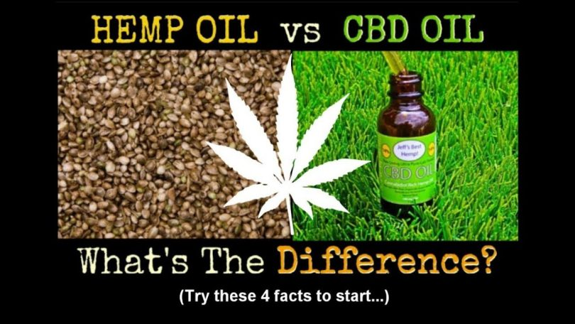 "What Is The Difference Between ""Hemp"" And ""Cannabis"" Oil?"