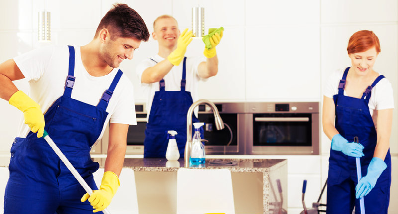 Secret Cleaning Methods of the Professionals Bond Cleaners - Crazy Speed  Tech