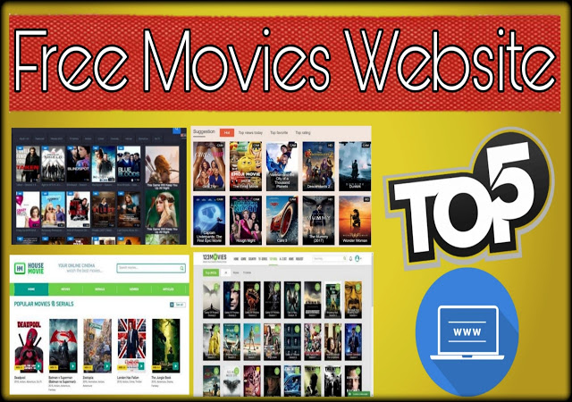 Top 5 Tv Streaming Sites To Watch Movies Online Crazy Speed Tech