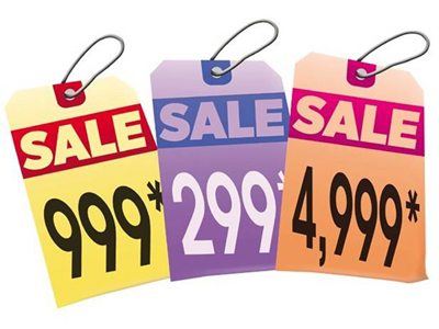 The 5 major stages of psychological pricing