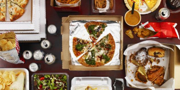 heathy food avoid