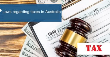 Laws regarding taxes in Australia