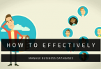 How to Effectively Manage Business Databases