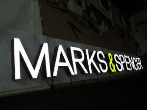 Illuminated LED Acrylic Channel Letters and Signs