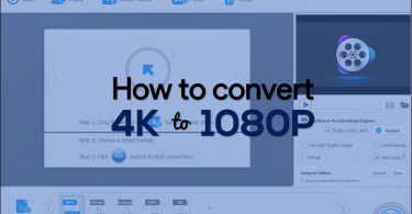 VideoProc 4K to 1080p Video Converter