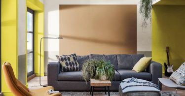 How to use everyday home products to transform your living room