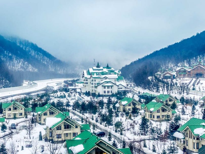 Beautiful Places to Visit in Sochi - Russia
