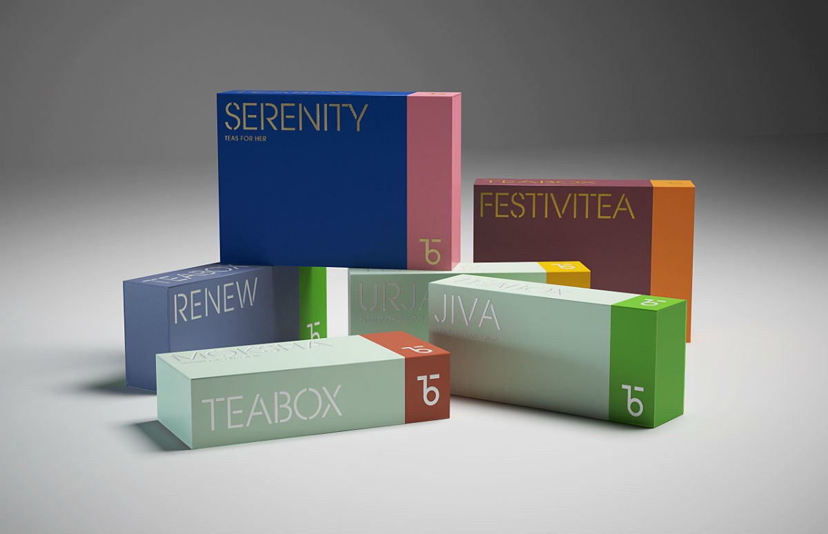 different styles for cardboard boxes