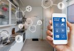 smart home kitchen phone 1 750x500
