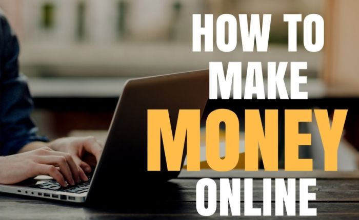 How to Make Money from Home with E-Commerce Business?