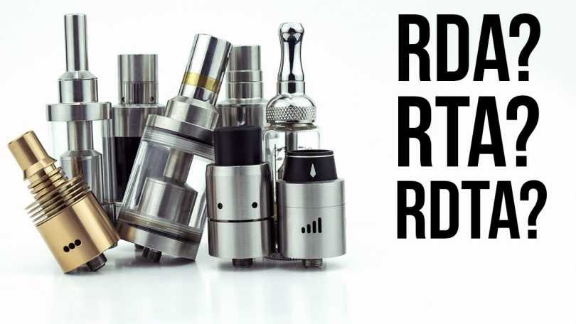 RBA, RDTA, RTA - what are the differences between them