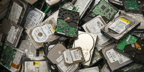 What are the best ways to recover the hard drive data?