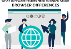 What software testers need to know about browser differences?