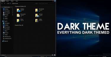 How To Enable Dark Mode For File Explorer