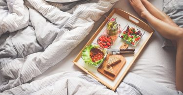 Eat The Right Food To Sleep Better At Night