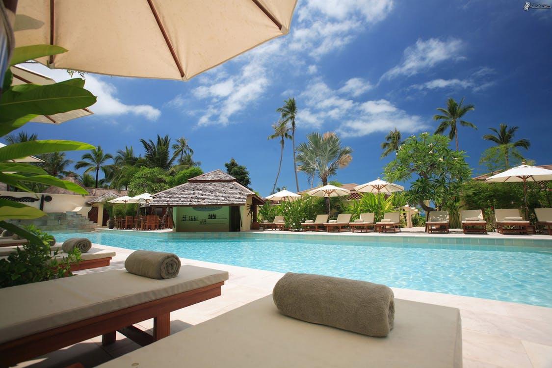 View of Tourist Resort