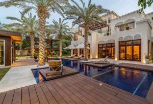 Luxury Mansion in Dubai
