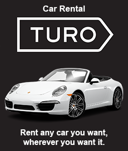 Turo Car Rental Alternatives