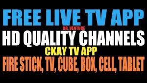 Venture Free TV