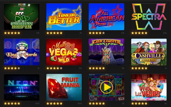 The potential of 3D VR in gambling