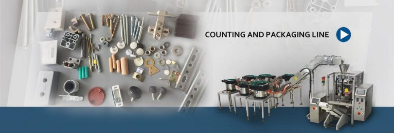 hardware packing machine
