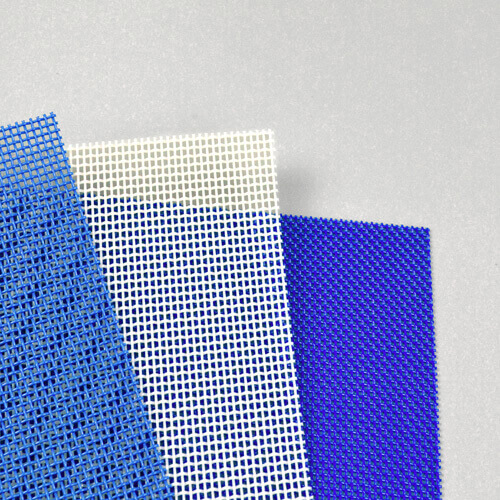 Major Application of Polyester Linear Screen Mesh Belt Cloth