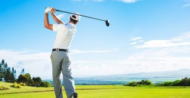 Simple ways to avoid golfing injuries