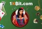 Easy betting with bitcoin online on huge site 1xbit.com
