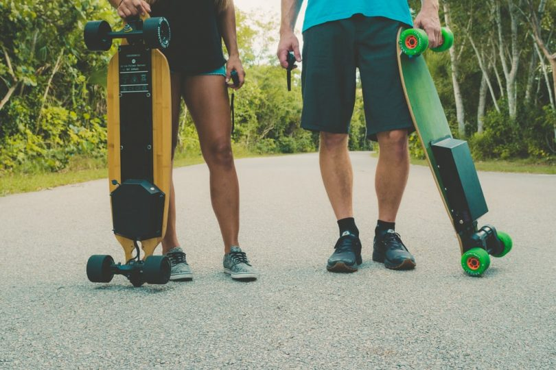 The global hoverboard market will reach US$1210 million in 2024, from US$600 million in 2019, according to Market Watch. Hoverboards or self-balancing scooters have evolved in many ways in the past few years. Today, you can ride hoverboards off paved roads. Off-road hoverboards come with advanced features that help you commute smoothly on gravel, dirt, and grass. These gadgets use electric motors and rechargeable batteries like most powerful electric scooters in the market do, making them easy and fun for commuting. The difference is that hoverboards don't come with a steering handle. Instead, they use sensors to detect direction, based on how you switch your weight. Bluetooth Compatibility The fascinating feature in new hoverboards is the Bluetooth. Bluetooth self-balancing scooters function like regular models, except they have a Bluetooth module and a pair of speakers. The Bluetooth module receiver turns on when you switch on your hoverboard, and the signal remains discoverable until you connect your phone. With the Bluetooth connection, you can play your favorite music from your Android or iPhone while riding. However, you can only get the most of this feature if you know the right steps to connect Bluetooth to the hoverboard. Speed Sensors If you haven't been on a hoverboard, you probably are thinking about how people adjust speed when hovering. According to Hover Patrol, this aspect is straightforward, as it depends on how fast you want to ride. Self-balancing scooters have speed sensors in the wheels. They also have tilt sensors, gyroscope or speed control board, and logic board, which work together to ensure self-balance. The speed sensors detect the way you shift your body and change the speed depending on your needs and requirements. For instance, leaning forward triggers the hoverboard to speed. Similarly, when you bend backward, the scooter slows down. All this happens because the gyroscope and tilt speed sensors work hand-in-hand to maintain the center 