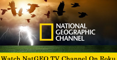 Activate NatGeo TV Com