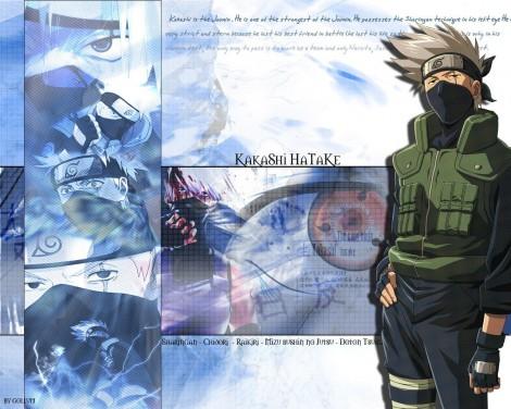 Kakashi Hatake Wallpapers 1
