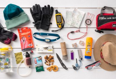 Packing Survival Backpack Include Satellite Phone in Your List