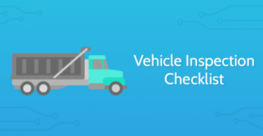 Vehicle safety inspection checklist