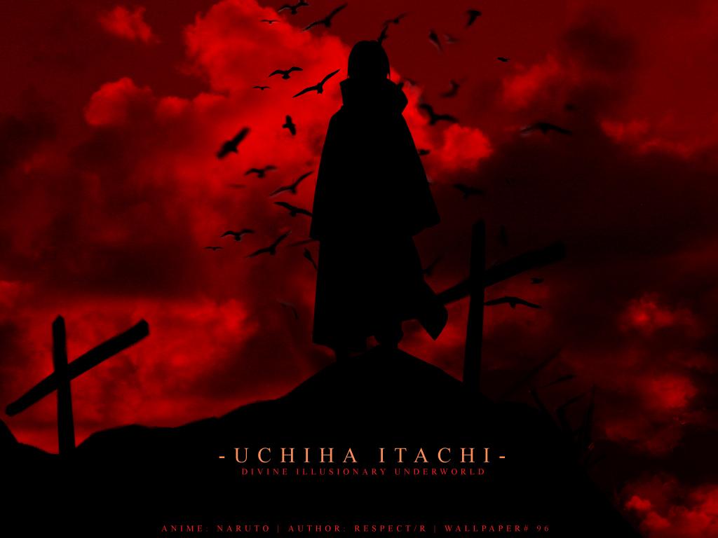 itachi uchiha wallpaper
