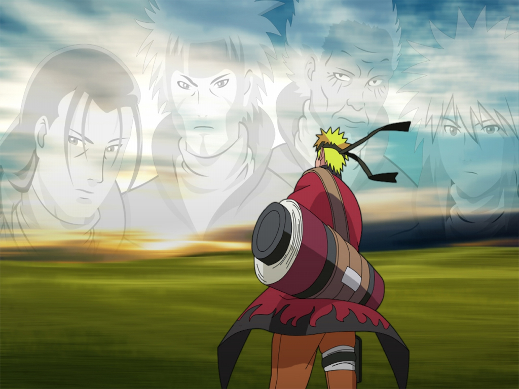 shippuden sage and hokages 290596